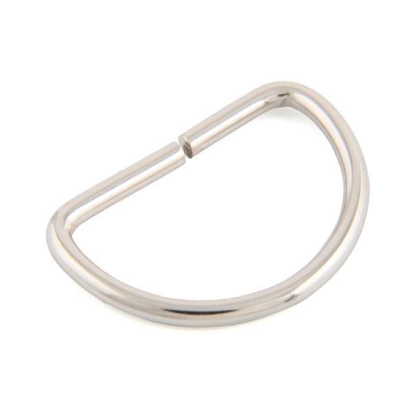 Nickel Curtain Rings