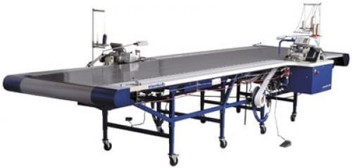 Eisenkolb Hemming Machine