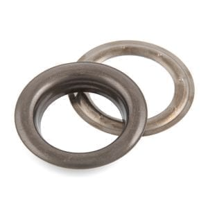 Gunmetal Eyelets Available In Various Sizes