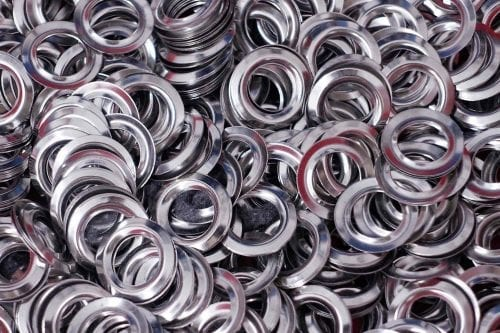 Steel Eyelets