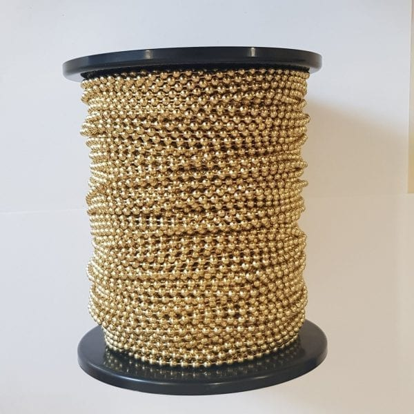 Brass Roman Blind Chain